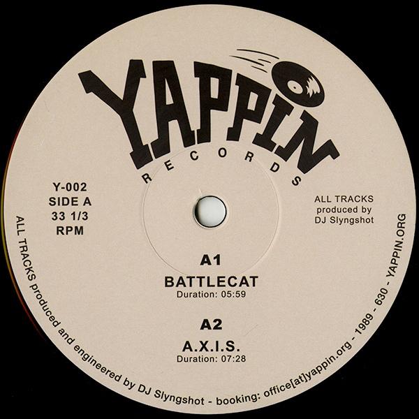 Djslyngshot battlecat