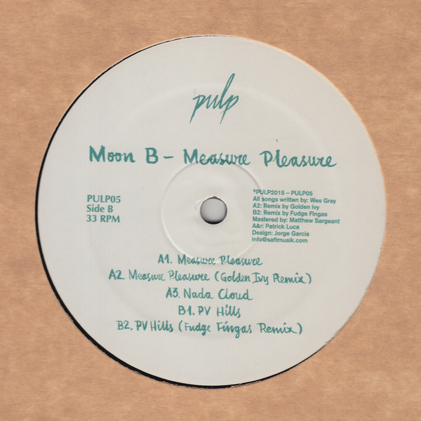 Moonb measurepleasure