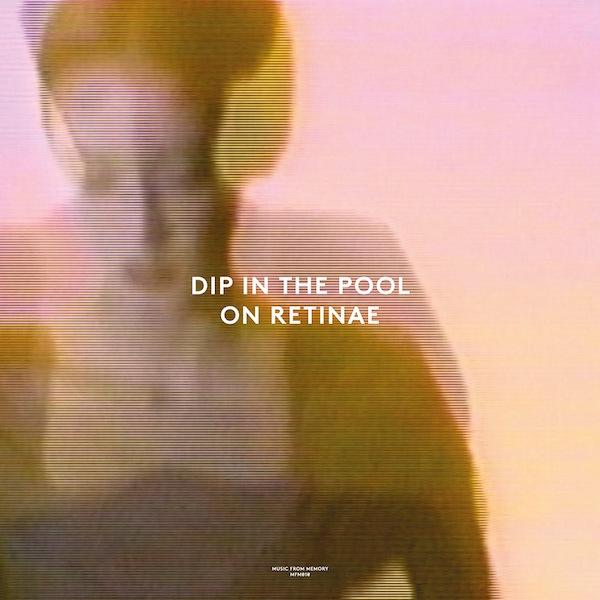 Dip in the pool art