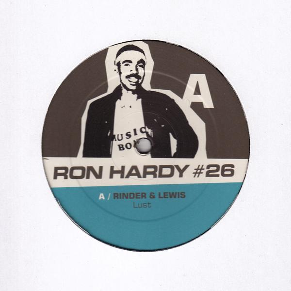 Ronhardy rdy26