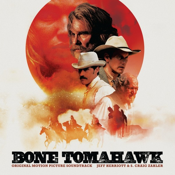 Bone tomahawk soundtrack vinyl front covera