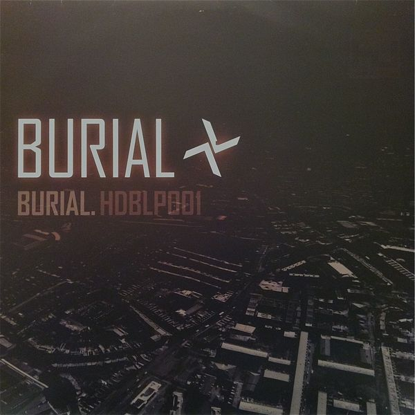 Burial  hdbcd001  cover
