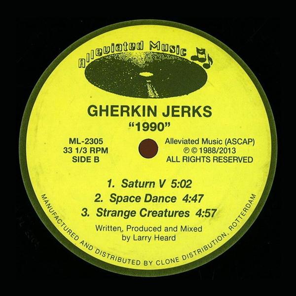 Gherkinjerks 1990