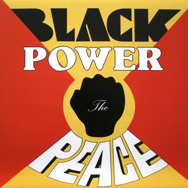 Peace black power 1