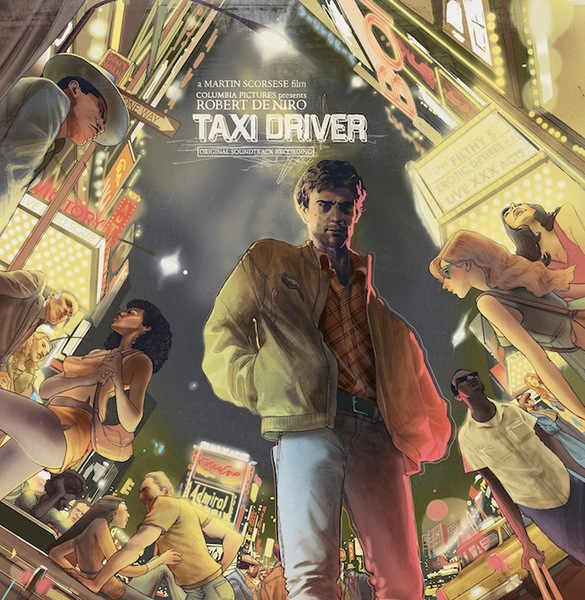Taxi driver front cover