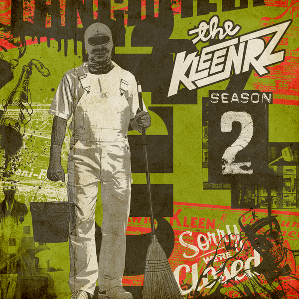 Thekleenrz season2 front greenred%281%29
