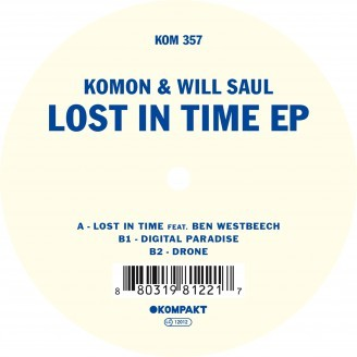 Kompakt357 lost in time ep