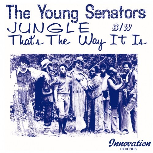 The young senators jungle bw thats the way it is 1
