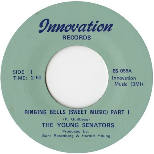 The young senators ringing bells sweet music part 1 bw part 2 1