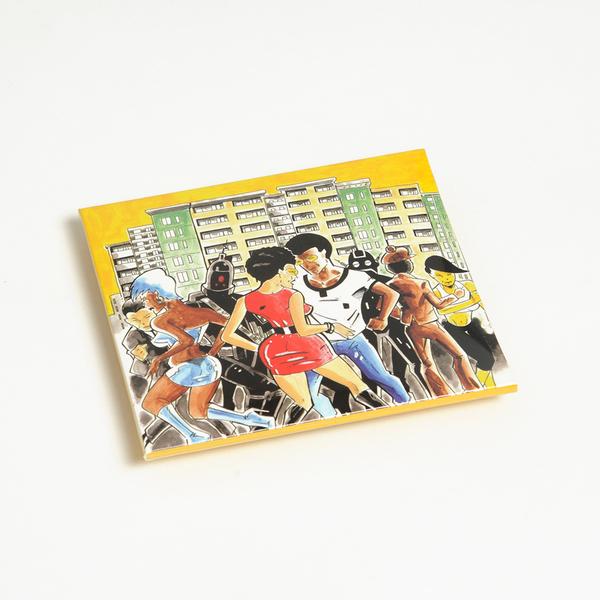 Sociaslhousing cd front