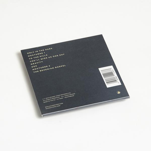 Gravity cd back