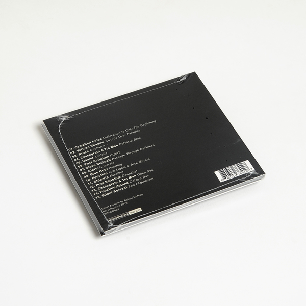 Infrastructure cd back