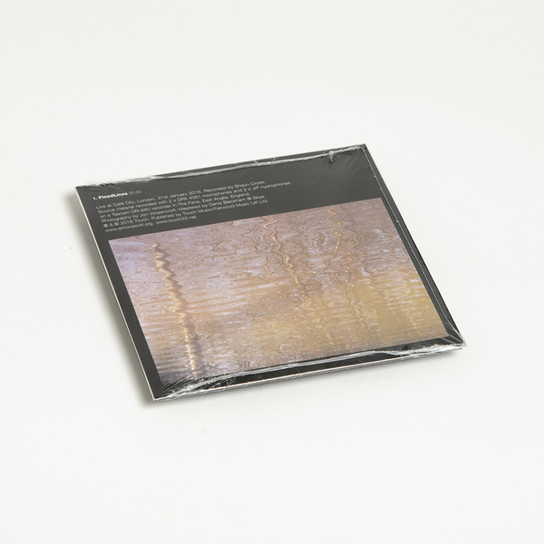 Floodlines cd back