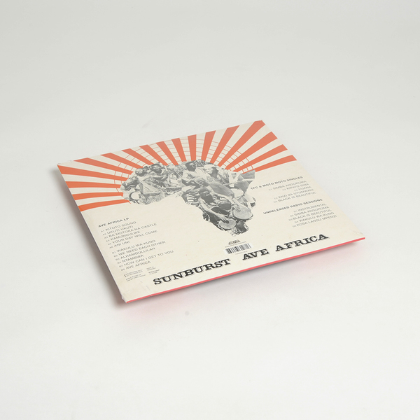 Sunburstaveafrica lp back