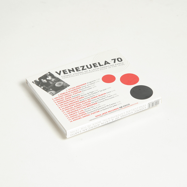 Venuzuela cd back