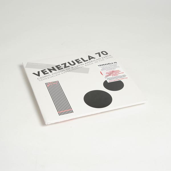 Venuzuela lp front