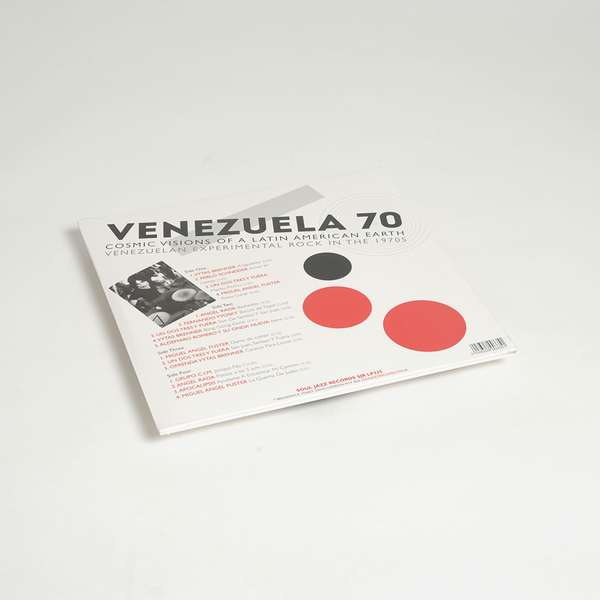 Venuzuela lp back