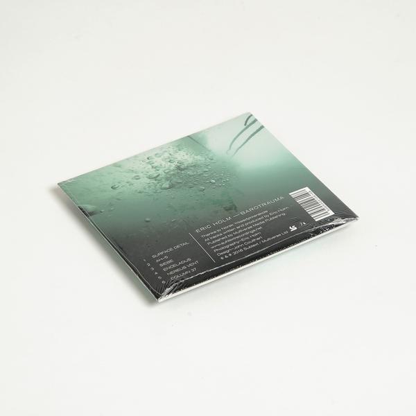 Ericholm cd back