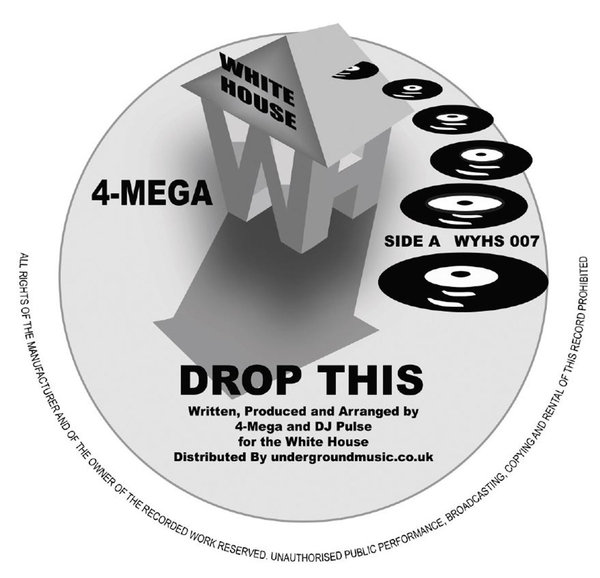 4 mega drop this higher boomkat for House music labels