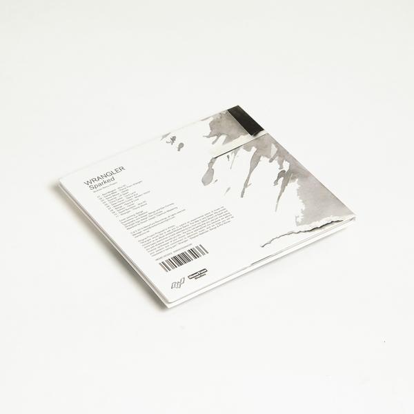 Sparked cd back