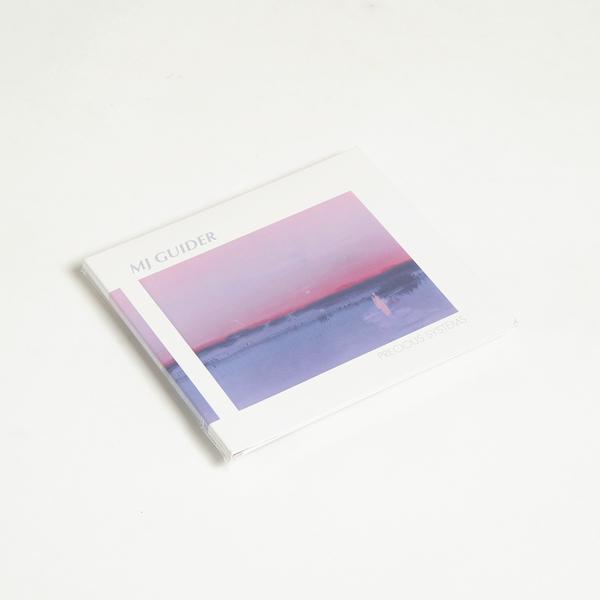 Mjguider cd front