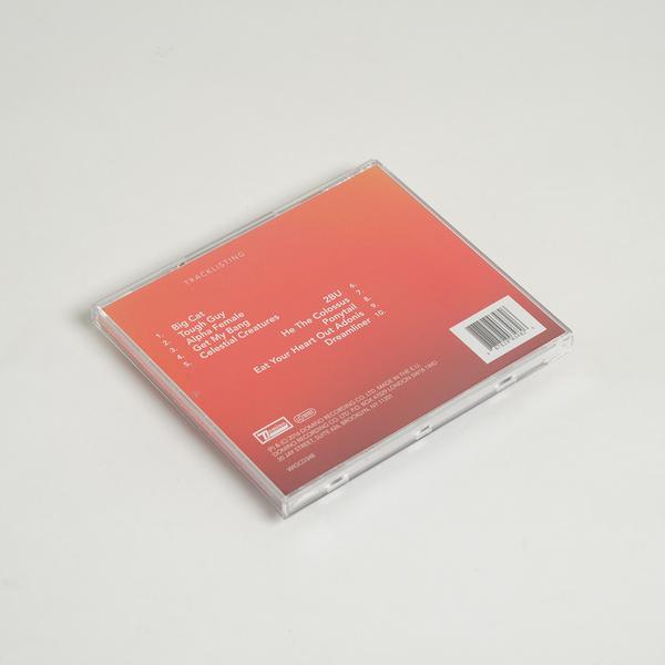 Boyking cd standard back