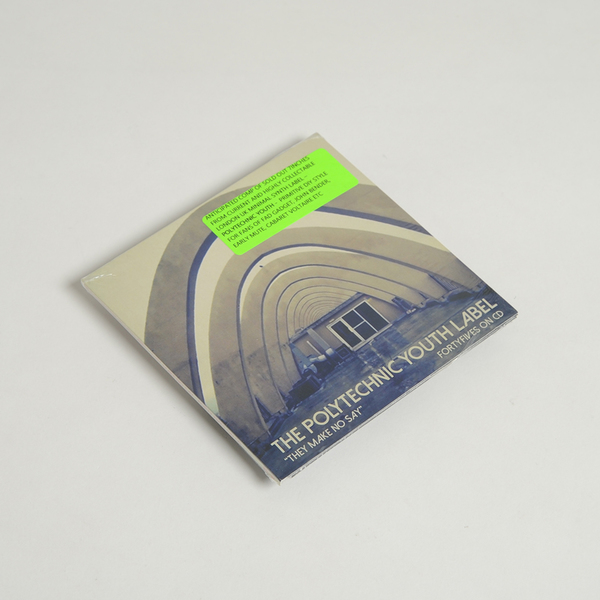 Theymakenosay cd front
