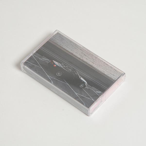 Fallen tape front