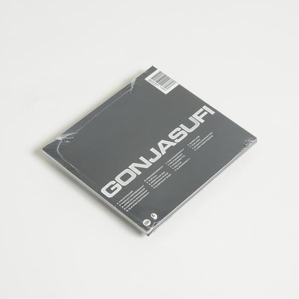 Gonjasufi cd back