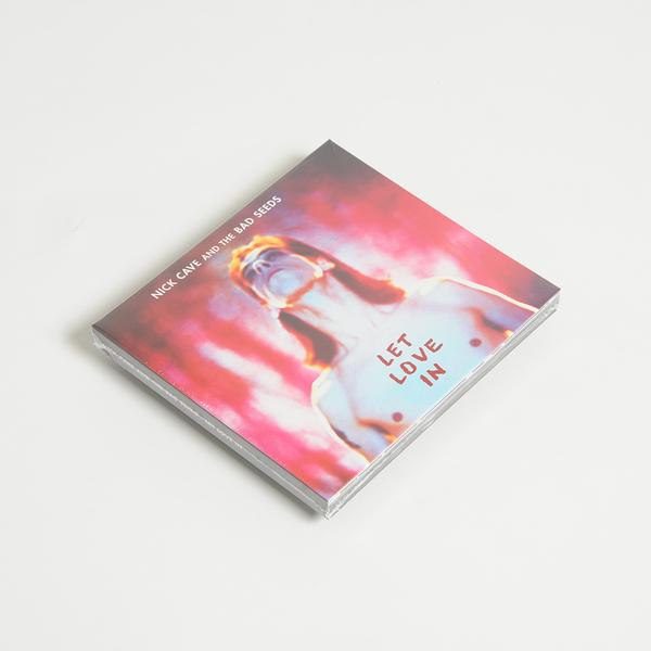 Letlovein cd front
