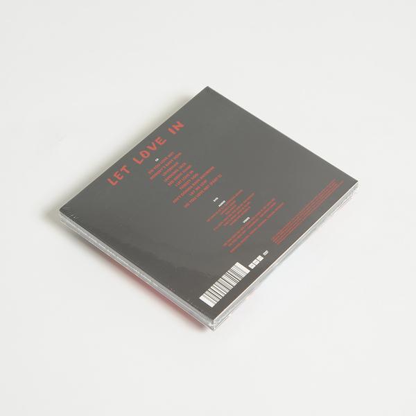 Letlovein cd back