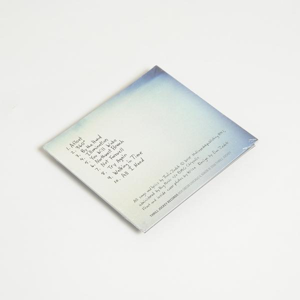 Eve cd back