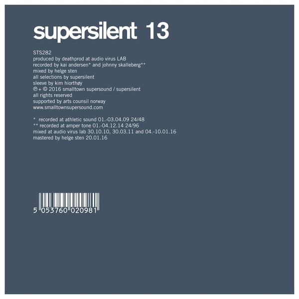 Supersilent13 flat