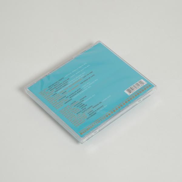 Total16 cd back