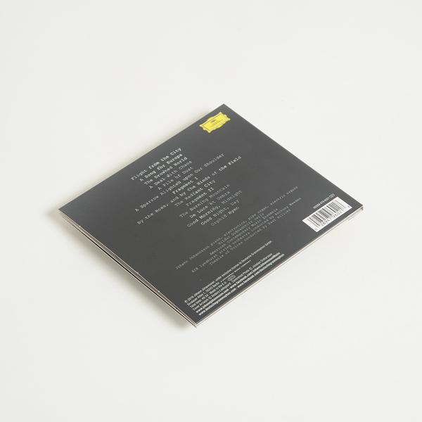 Prphee cd back