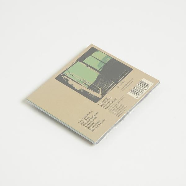 Peelawayivy cd back