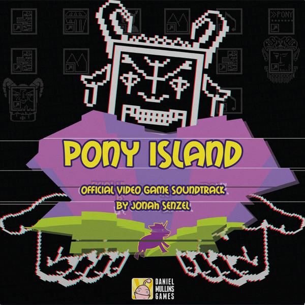 Pony island   artwork