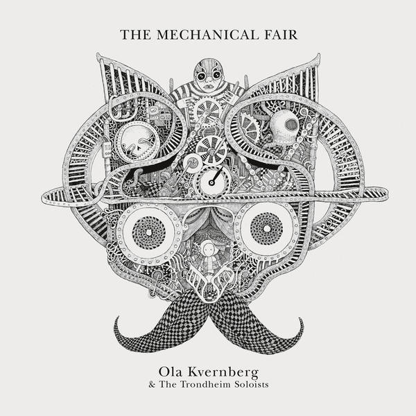 Cover the mechanical fair kvernberg