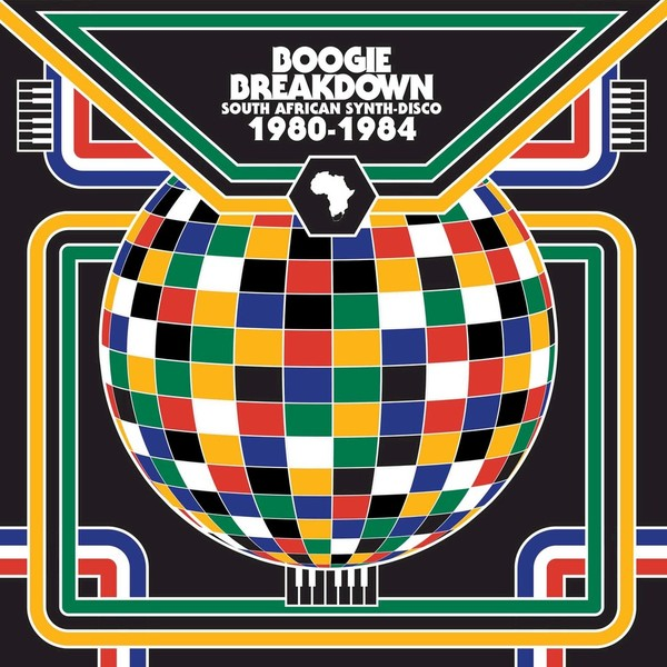Various Artists - Boogie Breakdown: South African Synth