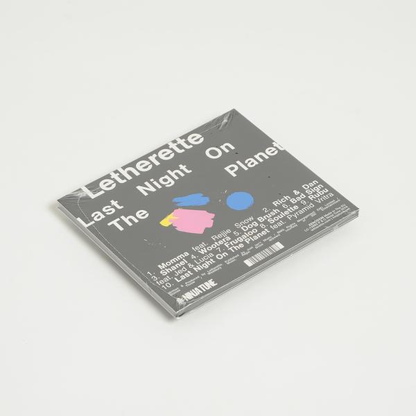 Letherette cd b
