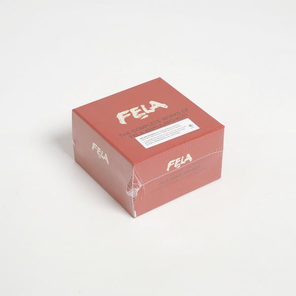 Fela Kuti - The Complete Works of Fela Anikulapo Kuti