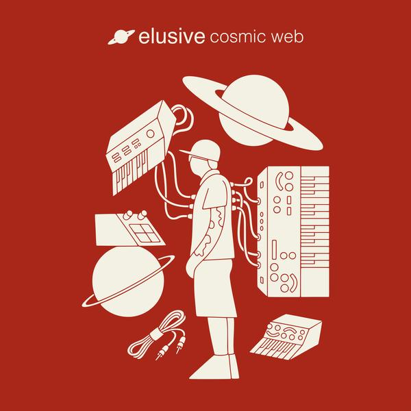Cosmic web cover