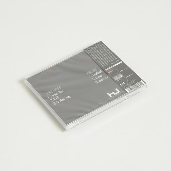 Burial cd b