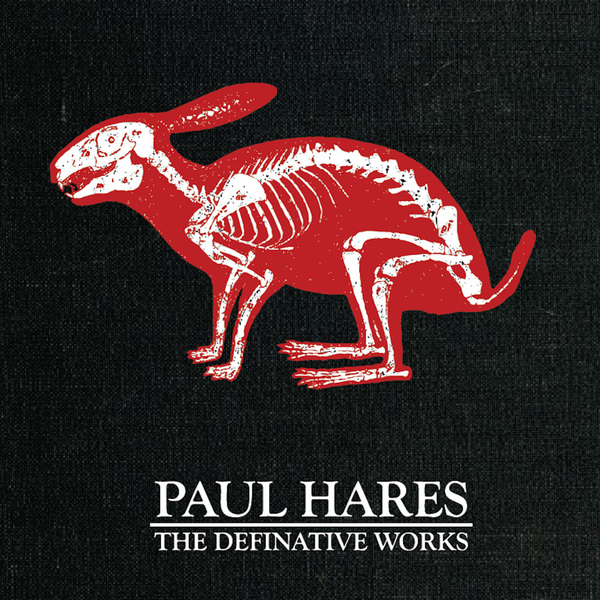 Paul hares   dt008  paul hares   the definative works   cover