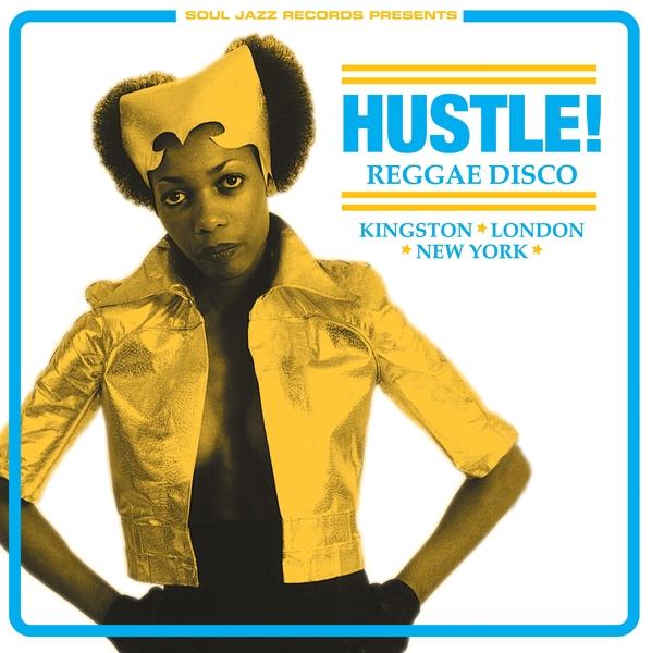 Hustle reggaediscocd