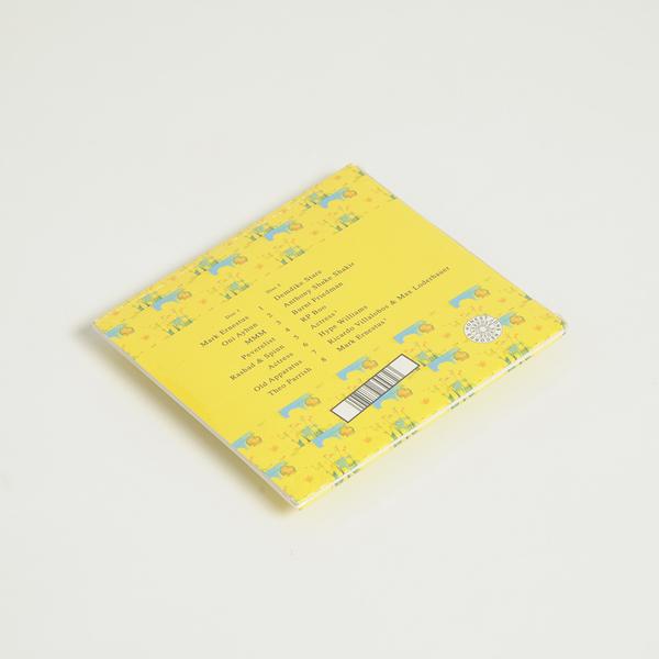 Shangaanshake cd b