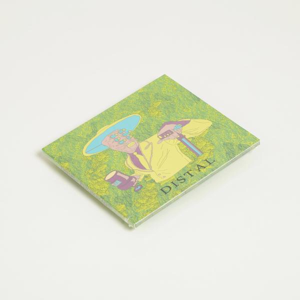 Distal cd f