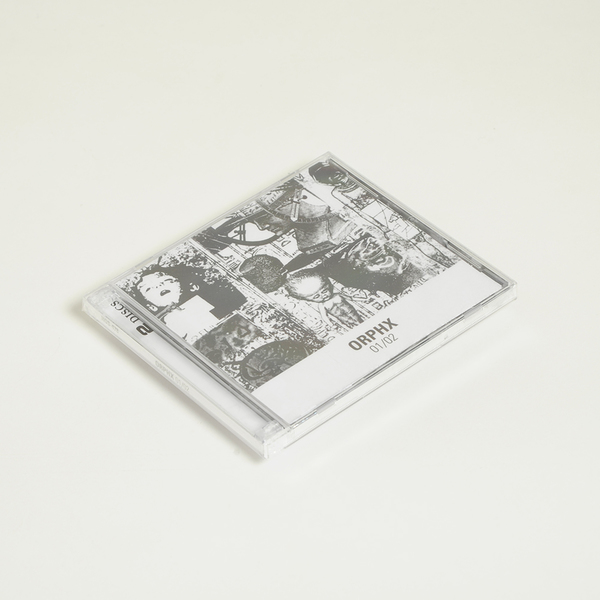 Orphx cd f