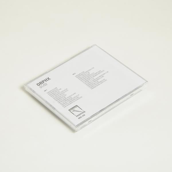 Orphx cd b