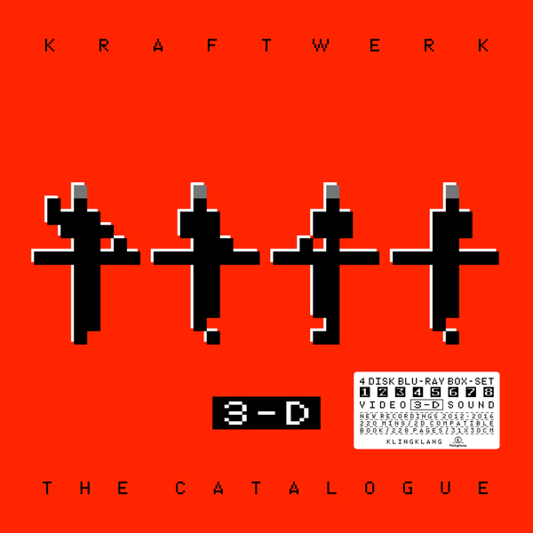 Kraftwerk 3d catalogue
